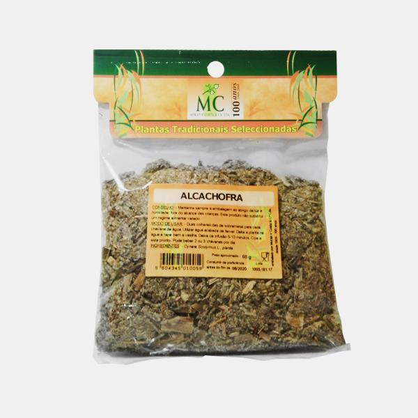 Alcachofra, Folha 50g planta chá