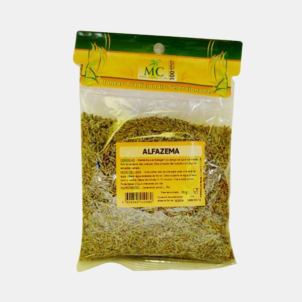 Alfazema 50g Planta chá