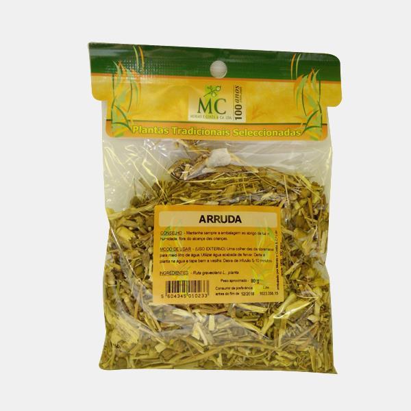 Arruda 50g Planta chá
