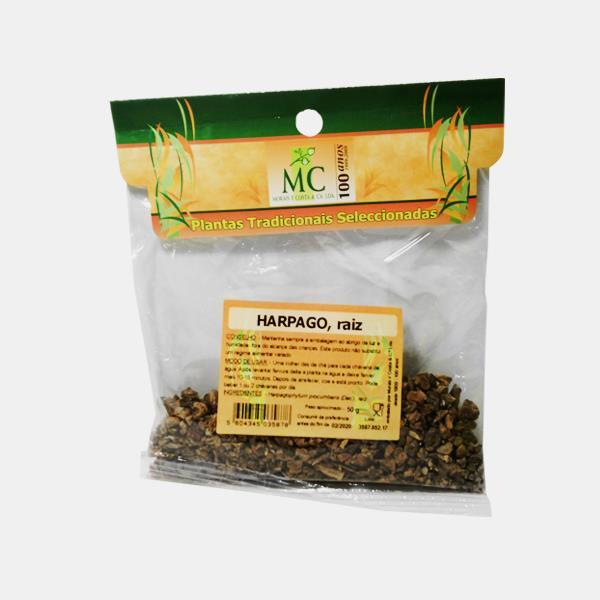 Harpago 50g Planta chá