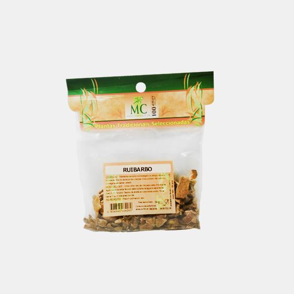 Ruibardo 50g Planta chá