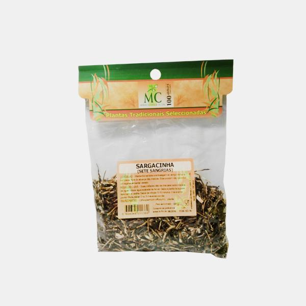Sete Sangrias / Sargacinha 50 g Planta chá