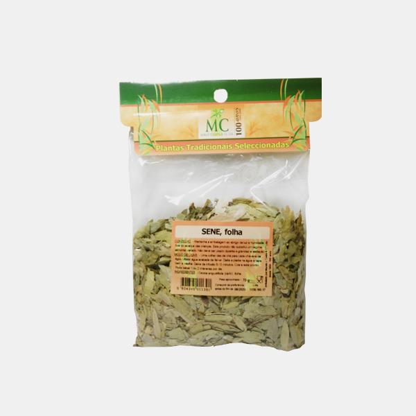 Sene, Folhas 50 g Planta chá