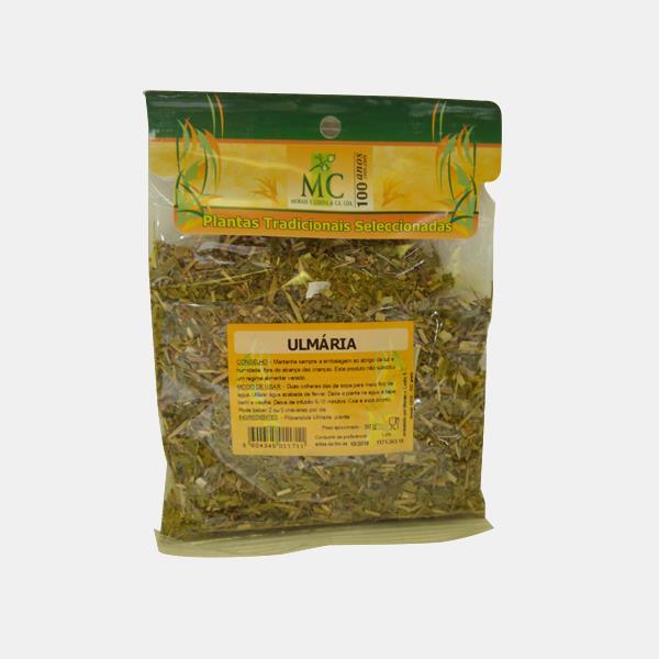 Ulmária 50g Planta chá