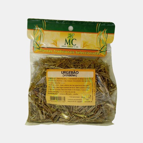 Verbena 50g planta chá