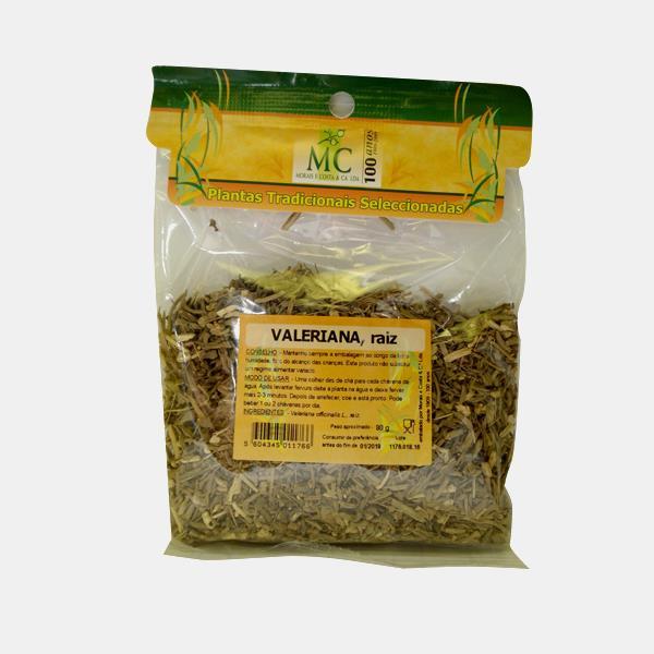 Valeriana, Raiz 50g Planta chá