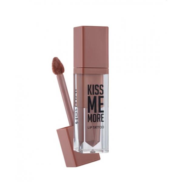 Batom Kiss Me More (Vários Tons) 7,5ml Flormar