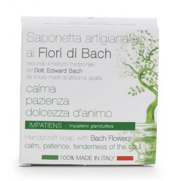 Sabonete Corpo de Flor Beijo 100g Fiori di Bach