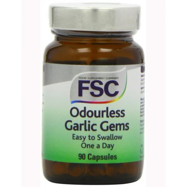 Alho Sem Odor 90 cápsulas FSC