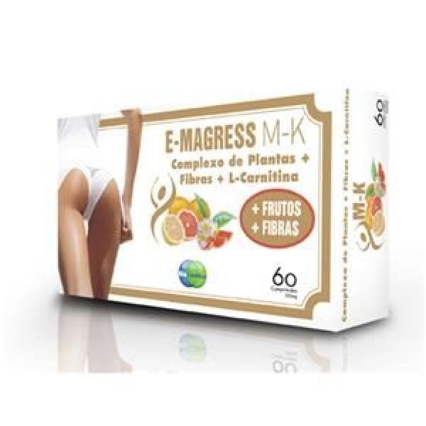 E-Magress M-K 60 comprimidos