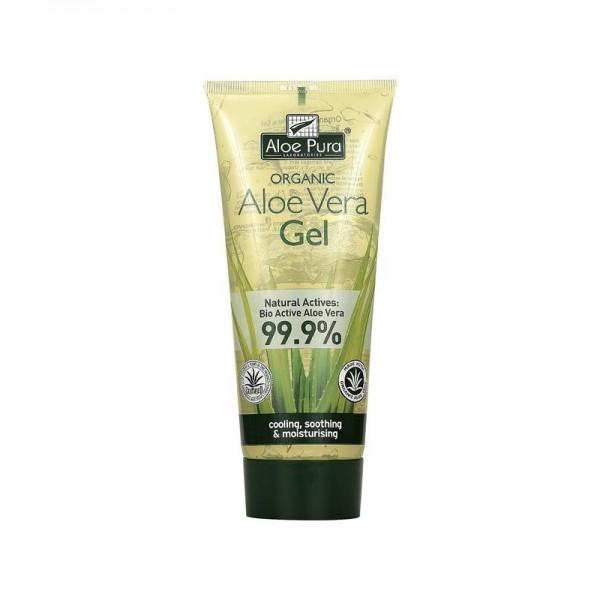 Aloe Vera Gel 99,9% 200ml Aloe Pura