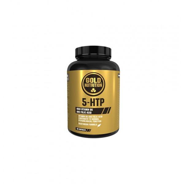 5 HTP 60 cápsulas Gold Nutrition