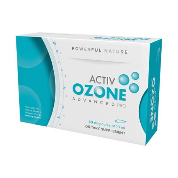 ActivOzone Advanced Pro 30 ampolas