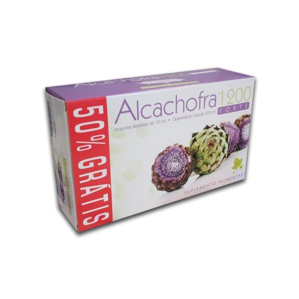 Alcachofra Forte 1200 30 ampolas Bio Hera®