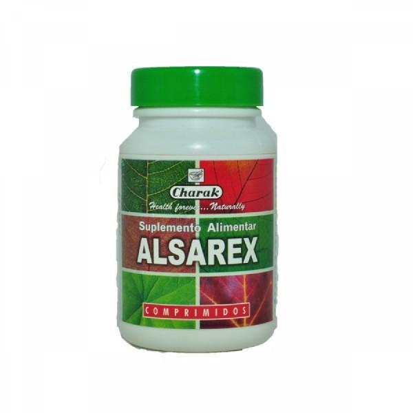 Alsarex 60 comprimidos Charak
