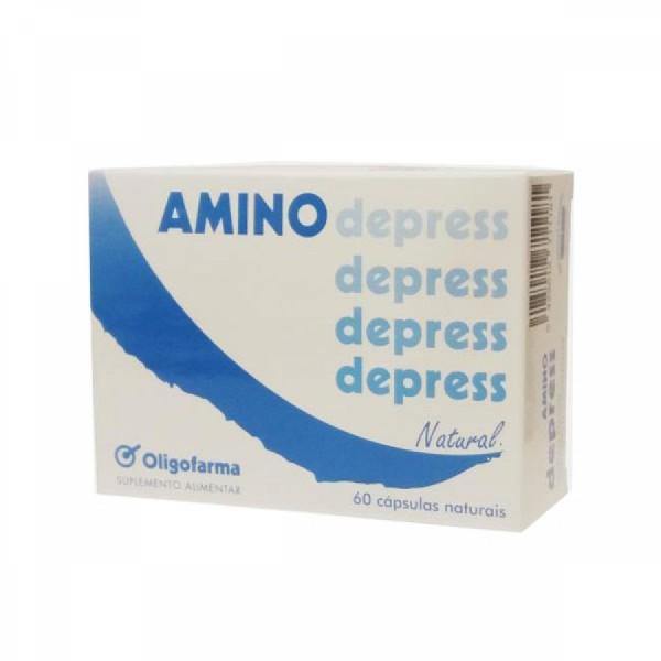 Amino Depress 60 cápsulas