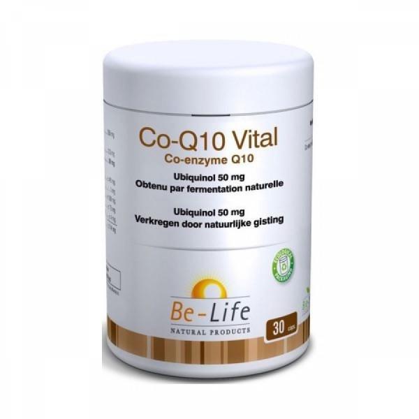 CO-Q10 Vital 30 cápsulas Be-Life