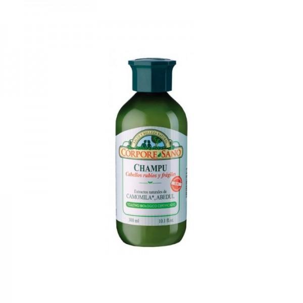 Shampoo de Camomila e Bétula Corpore Sano