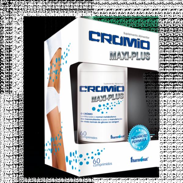 Crómio Maxi-Plus 60 comprimidos