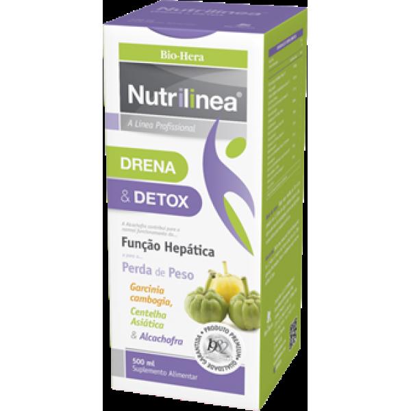 Drena & Detox Nutrilinea 500ml Bio Hera®