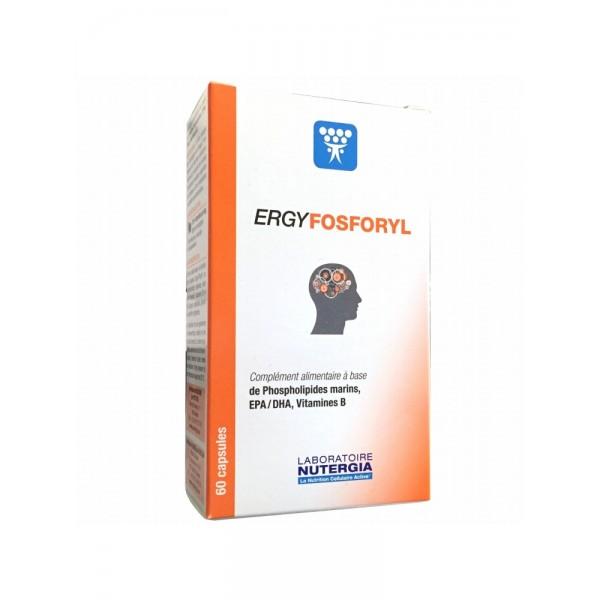 ErgyFosforyl 60 cápsulas Laboratórios Nutérgia