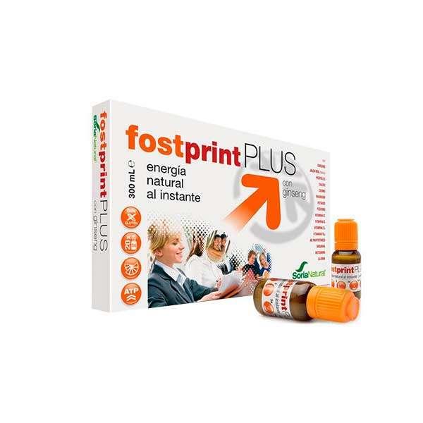 Fost Print Plus 20 ampolas OEM