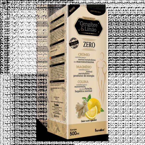Gengibre & Limão Zero 500ml OEM