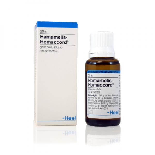 Hamamelis-Homaccord 30ml Heel
