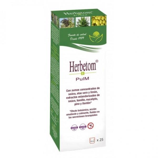Herbetom 2 Pulm P-M 250ml Bioserum