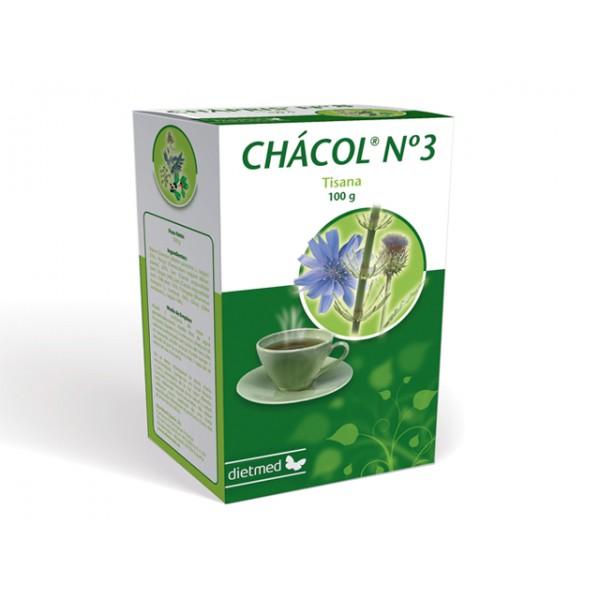 CháCol Nº3 100g OEM