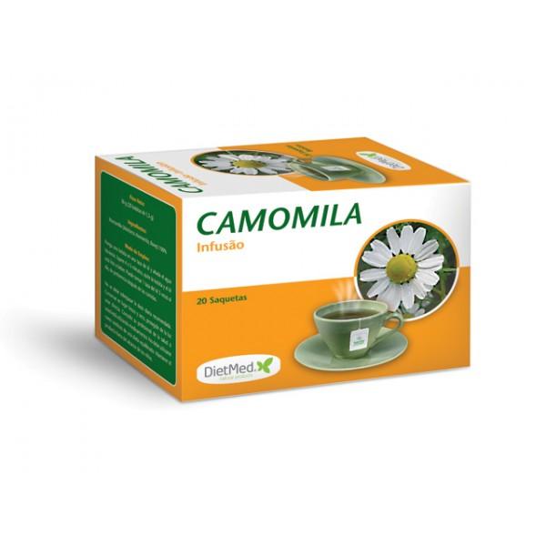 Chá de Camomila 20 saquetas OEM