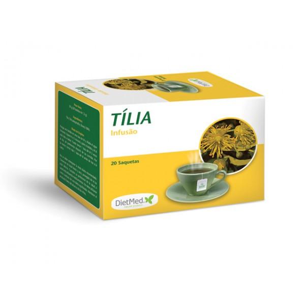 Chá de Tília 20 saquetas OEM