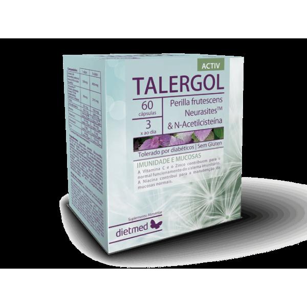 Talergol Activ 60 cápsulas Dietmed®