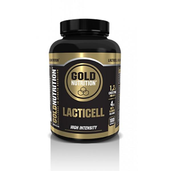 Lacticell 180 cápsulas Gold Nutrition