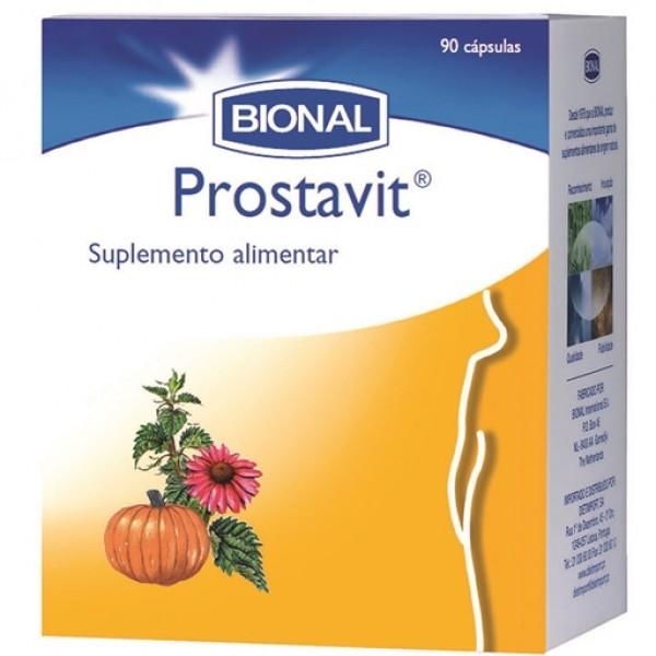 Prostavit 90 cápsulas Bional