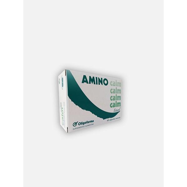 Amino Calm 60 cápsulas