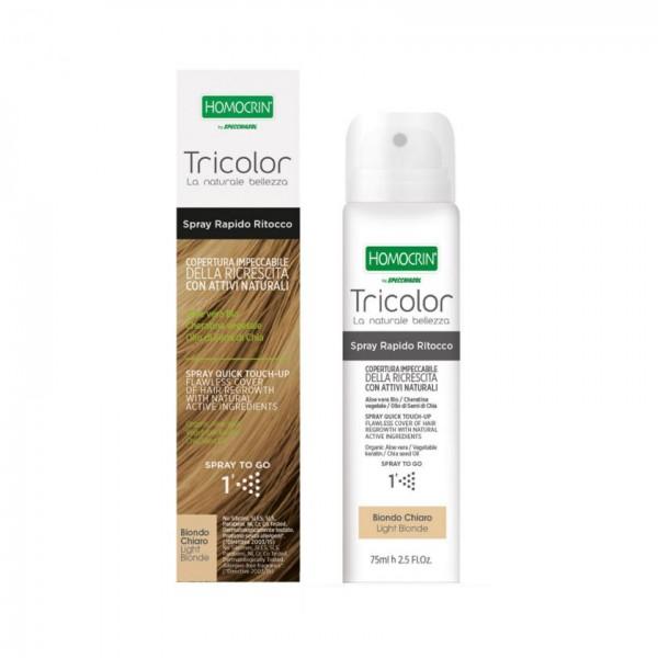 Homocrin Tricolor Spray 75ml Specchiasol