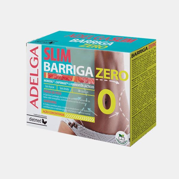 Adelga Slim Barriga Zero 30 cápsulas