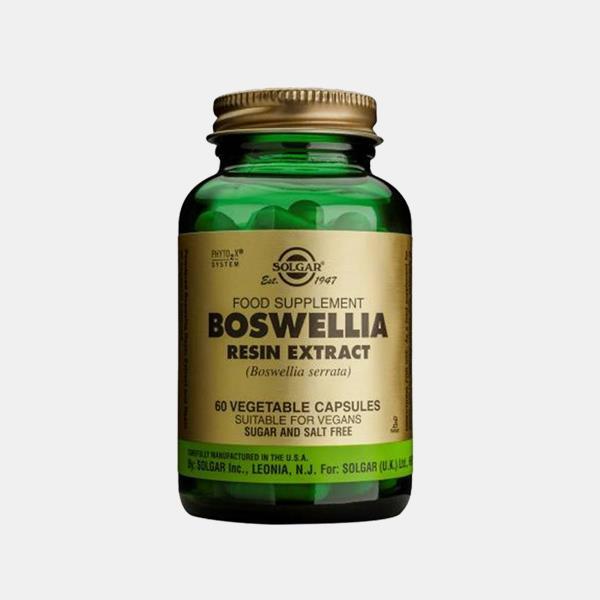 BOSWELLIA Resin Extract 60 cápsulas - SOLGAR