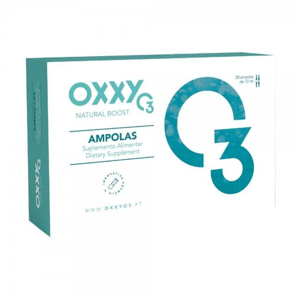 OXXY O3 NATURAL BOOST